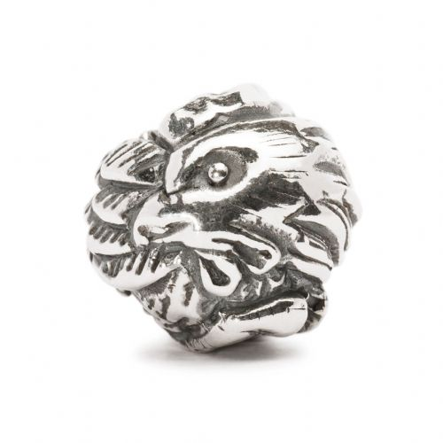 Trollbeads Chinese Rooster Sterling Silver Bead TAGBE-40029